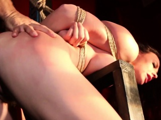 Flogged dutiful pounded wits maledom