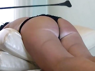 This ass gets easy spanking at the beginning. Then comes a hard caning and it makes her scream. Whipping after caning enters into a state of euphoria