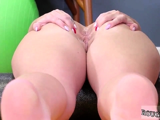 partner's daughter anal punishment Ass-Slave Yoga