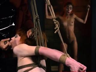 Water orgasm bondage Sexy youthfull girls, Alexa Nova and