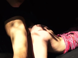 Feet extreme and extremely hot blowjob Lizzie Bell went