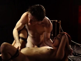 Brutal oral creampie compilation and mistress becomes