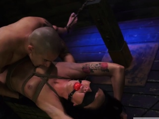 Insane brutal extreme gangbang and slave Engine issues