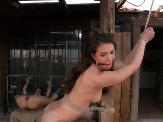 Porno scene Hardcore fucking outside p3
