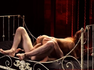 Extreme dp and party spit slave Poor tiny Jade Jantzen,