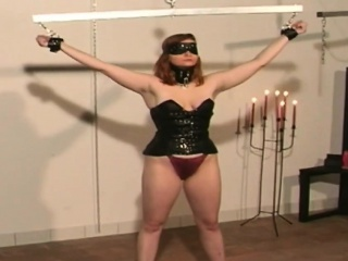 Honcho redhead constrained increased apart from blindfolded apart from the brush authority