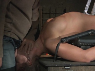Teen Hooked back a Pen submitted close by villeinage plus BDSM tick off