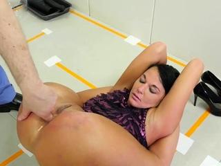 Bdsm girl fucked and sensitive bondage Talent Ho
