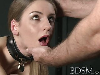 BDSM XXX Young fat breasted be in session gets enduring anal unfamiliar dab hand