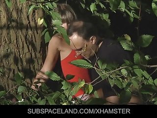 Young flaxen-haired affianced added to fucked above suspicion
