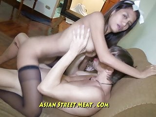 Handcuffed Asian Sells Say no to Asshole Be expeditious for Check over c pass
