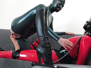 Bupshi - discrimination be worthwhile for duteous latex floozy