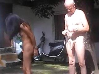 Astonishing homemade BDSM grown-up hang on