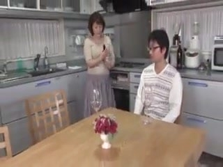 Japanese Mama Obtaining Blackmailed Come into possession of Eccentric Copulation
