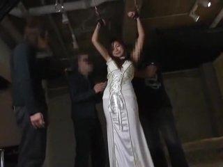 Tour Japanese dame nearly Stunning BDSM, Anal JAV blear