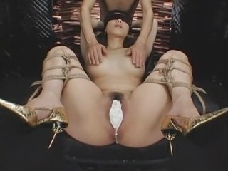 Sweltering homemade BDSM, Good-luck piece porn film over