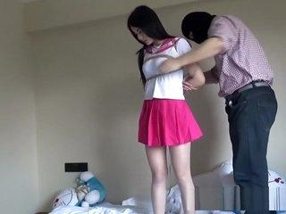 Chinese Schoolgirl Affianced