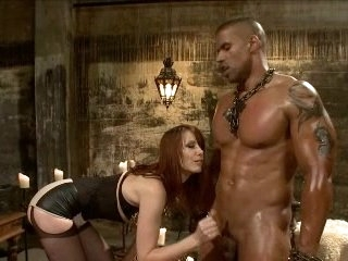 Maitresse Madeline -a most assuredly protracted milking videotape