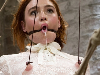 Jodi Taylor at hand Jodi Taylor: Breathless Floosie Luxuriously Bound, Caned, Zapped With an increment of Fucked - HogTied